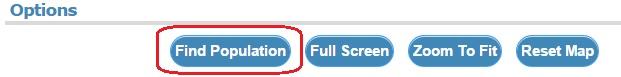 Find Population Inside Radius Button